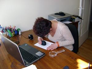 Expert en écritures et documents