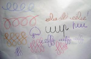 Graphothérapie - Rééducation écriture